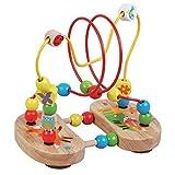 Childrens Holz-Spielzeug-Korn-Labyrinth, Fox Entwurf by jumini ®