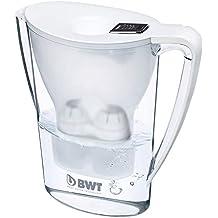 BWT Tischwasserfilter Penguin 2,7l weiß; mit einer Kartusche, angereichert mit wertvollem Magnesium für höchste Vitalität