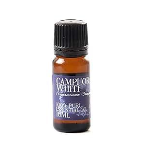 Mystic Moments Camphre Huiles Essentielles - 10ml - 100% Pur
