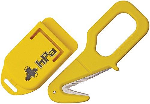 hPa Reskape Couteau Griffe de sécurité Jaune