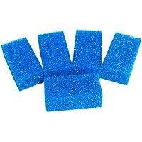 Esponja para yeso piedra–para esponjas,–Fregador–Set con 10pieza, tamaño. 11x 4x 6cm