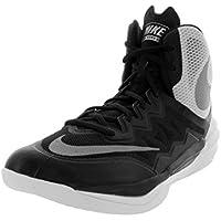 Nike Prime Hype DF II Basketaballschuhe, Herren, Schwarz, 43