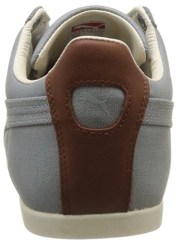 Puma Catskill Canvas, Herren Sneakers Grau - Gris (Gray/Brown/White/Silver)