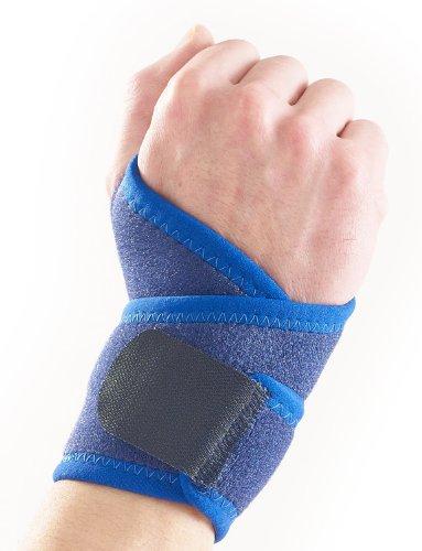 Neo G Muñequera - Calidad de Grado Médico. Ayuda a muñecas lesionadas, débiles, artríticas, esguinces, distensiones, inestabilidad, lesiones laborales, deportivas. Tamaño Universal - Unisex