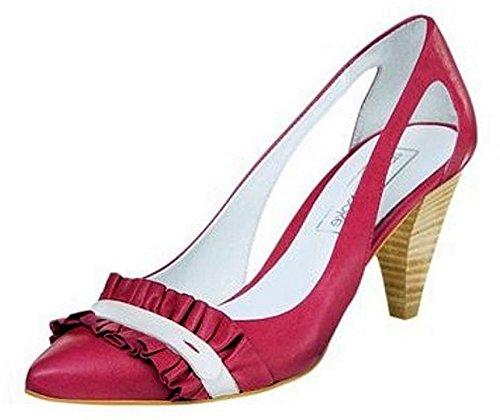 Ashley Brooke Pumps Lamm Nappa Leder pink Pink