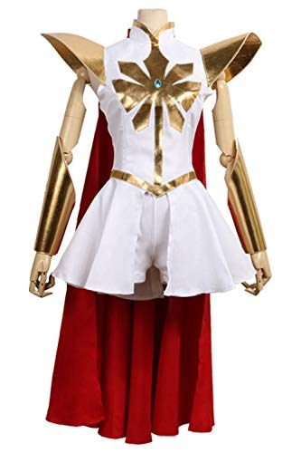 Kostüm Princess Power Of Ra She - MingoTor She-Ra - Princess of Power She Ra Cosplay Kostüm Damen XL
