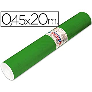 Roll Adhesive aironfix Unicolor Green Brightness 67047–Roll of 20mt