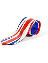 New Union Jack Skinny Tie