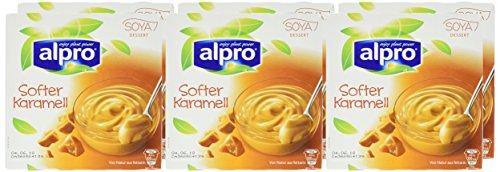 Alpro Soya Dessert softer Karamel, 6er Pack  (6 x 4 x 125g) - 2