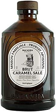 Bacanha - Sirop de Caramel Salé - Sirop Brut Bio 400ml