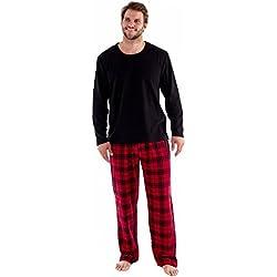Harvey James - Sets de pijama Hombre - Rojo - XL