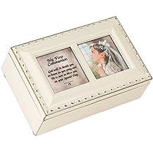 Primera Comunión niña joyas caja de música Reproduce ...