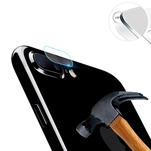 Lusee 2 x Pack Protector de Lente Cámara para iPhone 7 Plus 5.5 Pulgada Cámara...