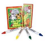 Die besten Fun Express Kinder Halloween-Kostüme - Fun Express Zoo Jungle Animal Coloring Book Bewertungen