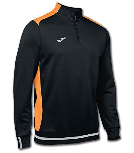 Joma Sweatshirt Campus II XXS schwarz-neon-orange - 150 Preisvergleich