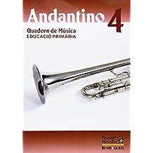 Andantino 4 Nou  (val) - 9788498245295