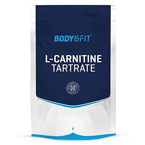 Body & Fit L-Carnitine Tartrate 300 g (100 Tage)