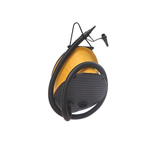 OUNONA Air Fuß Pumpe Luftpumpe Fuß Luftpumpe für Camping Ballon Sleeping Air Bett Yoga Ball Pad Matte Matratze (groß)