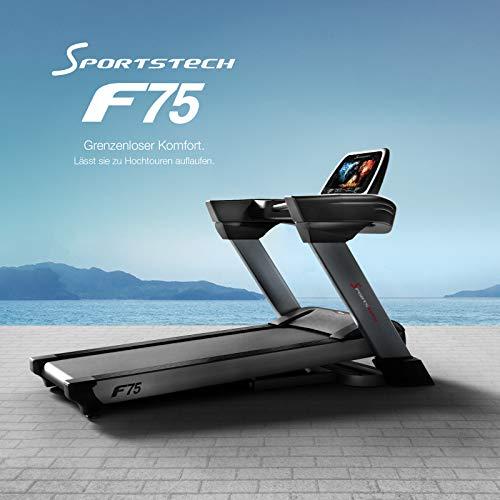 Profi Laufband Sportstech F75 High-End Bild 4*