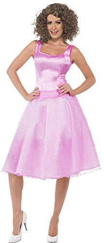 Preisvergleich Produktbild dirty dancing Kostüm Lizenz last dance, black, s, **Pink **
