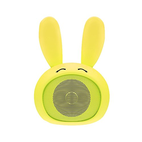 MOB MB-CT-01 Mini Enceinte Bluetooth 3 W Jaune