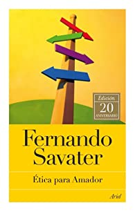 Ética para Amador par Fernando Savater