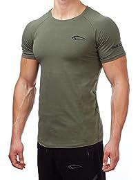 Smilodox Herren Slim Fit T-Shirt 2.0