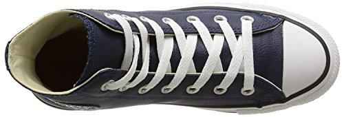 Converse  Ct Core Lea Hi,  Sneaker unisex adulto Navy