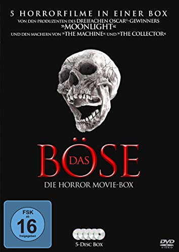 Das Böse - Die Horror Movie-Box [5 DVDs]