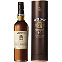 Aberlour 10 Year Old Single Malt Scotch Whisky, 70 cl (Double Cask Matured)