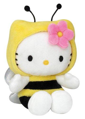 Plüsch–Hello Kitty–Frühling–Modell zufällige (Hello Kitty In Verschiedenen Kostümen)