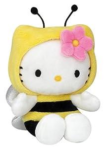 Jemini 021835 - Hello Kitty de Peluche, diseño de Abeja, Surtido