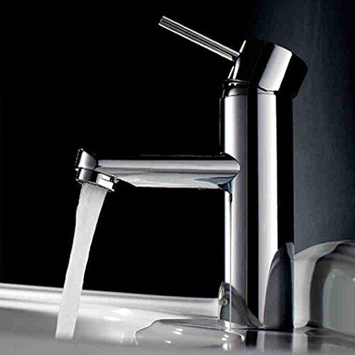 Tout cuivre chaud et l'eau du bassin froid robinet robinet de bain Taipen Salle de bain Comptoir robinet de bassin Lavabo