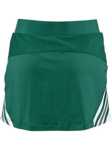 Adidas pour femme Équipe utilitaire Jupe Vert/blanc