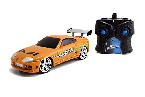 Jazwares-Fast and Furious-RC Brian o 'Conner' s Toyota Supra, 97602, (Escala 1/24