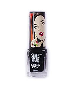 Street Wear Color Rich Liquid Eye Liner, Coal Black, 5ml