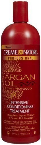 Creme of Nature Argan Oil Condition Intense Treatment 355 ml by Creme of Nature