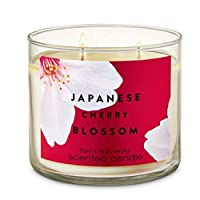 Japanese Cherry Blossom Scented Candle 411 g / 14.5 oz