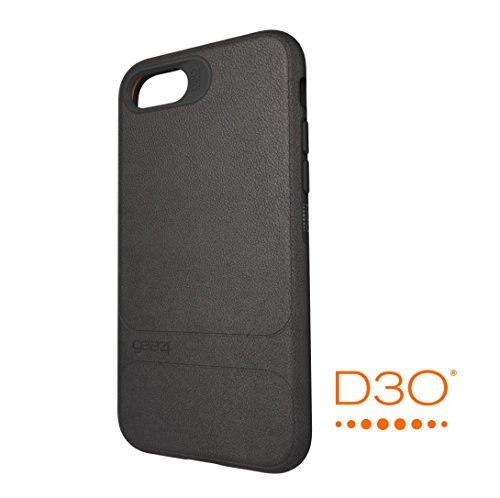 GEAR4 d3o Mayfair Cover per iPhone 7 Nero
