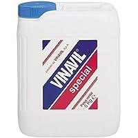 Vinavil 10821adhesivo acetovinilico Special, blanco, 5kg