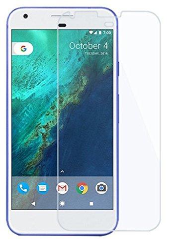 Google Pixel Schutzfolie, FunnyTech@ Google Pixel (Nicht Bildschirm decken) Gehärtetem Glas Panzerglas Hartglas Schutzfolie Displayschutzfolie Displayschutz (Ultradünn 0,3mm / 9H Härtegrad) Screen Protector Retail-Verpackung für Google Pixel