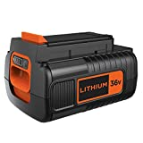 Black+Decker BL20362-XJ - Batería litio 36 V, 2 Ah