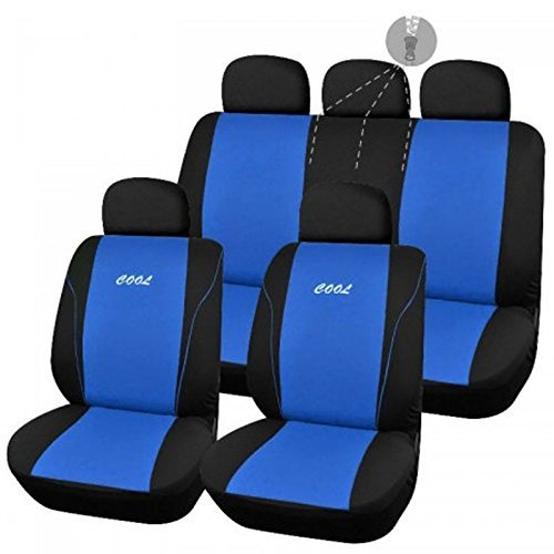 Housses de Siège Bleu pour Dacia Sandero Stepway - 147