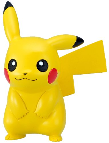 Pokemon: Best Wishes! Monster Collection Figur: Pikachu