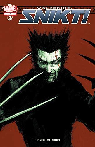 Wolverine: Snikt! (2003) #5 (of 5) (English Edition)