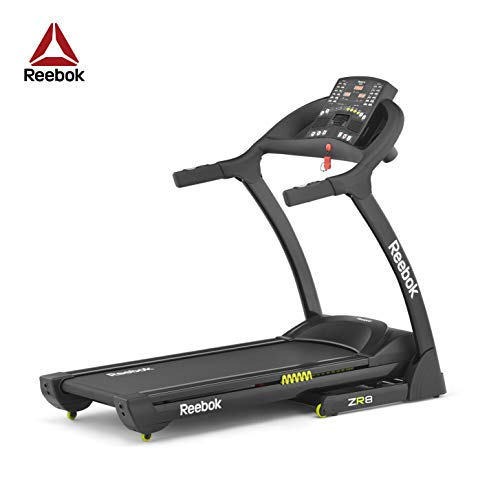 Reebok ZR8 Compact Treadmill - Black
