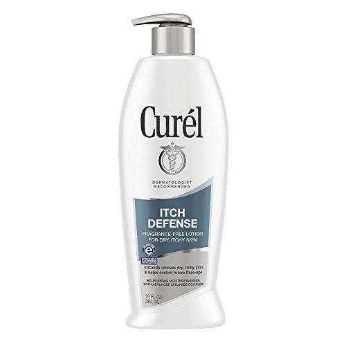 Curel U-1668 BB-Itch Defense Lotion von Curel f-r Unisex - 13 Unzen Lotion - Sanfte Körper-lotion