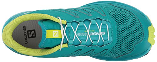 Trial Salomon Chaussure AW17 Womens Sense Course green Marin qr4xfXt4