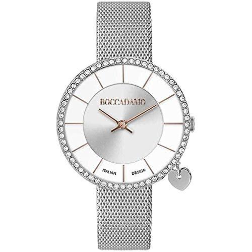 orologio solo tempo donna Boccadamo Mya 33 trendy cod. MX008