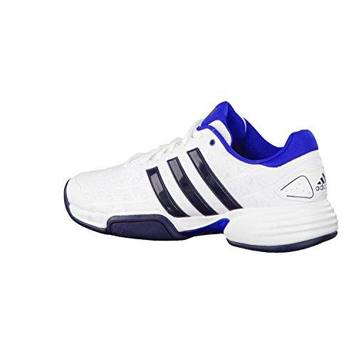adidas Herren Barricade Club Cpt Tennisschuhe Blanco (Ftwbla / Maruni / Reauni)